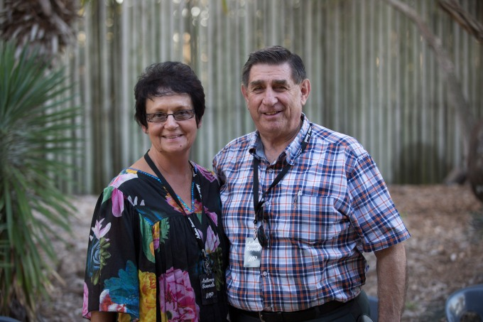 Mal and Joy Forman at Autumn Sounds_picture credit www.wezzycruze.com